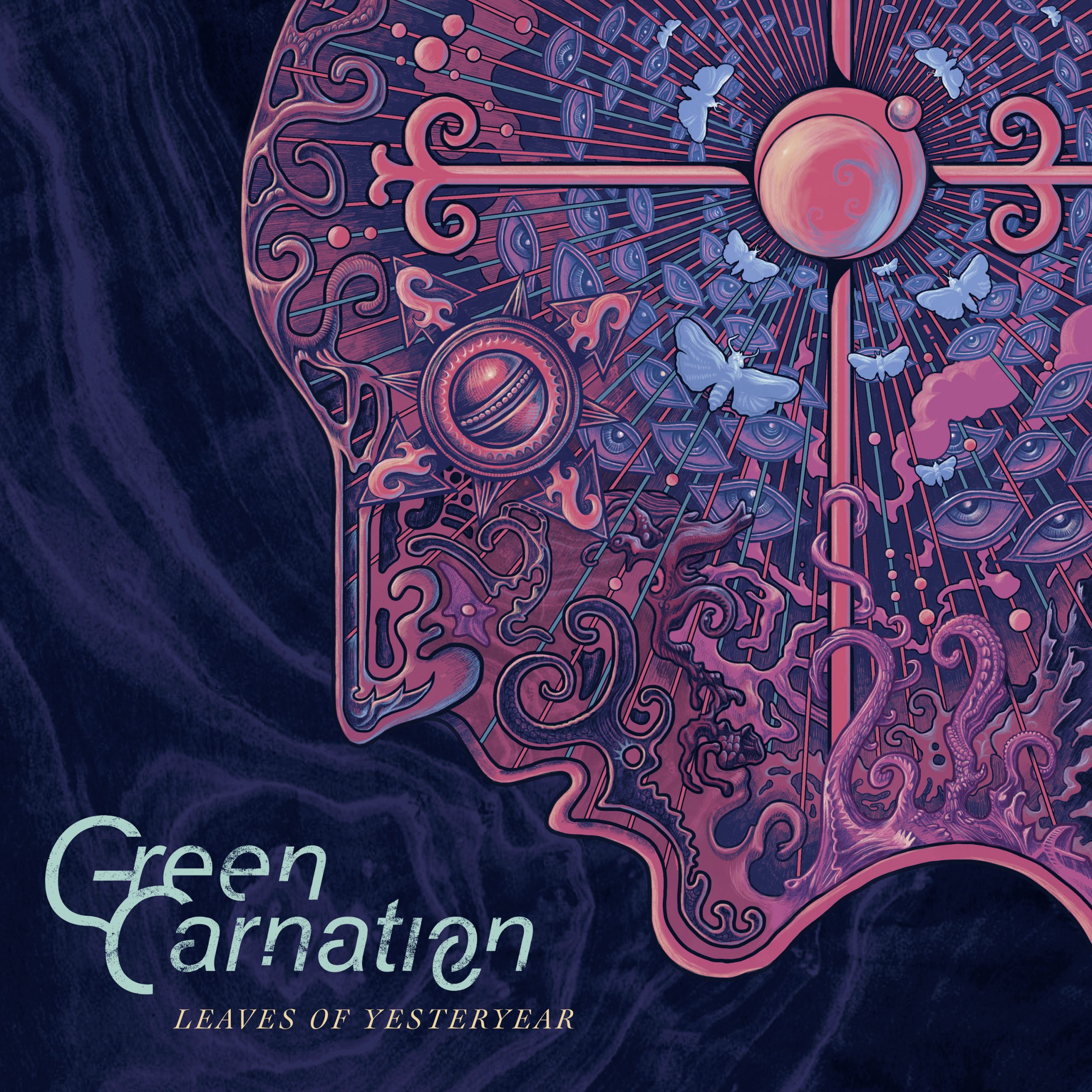 Green Carnation: Leaves of Yesteryear