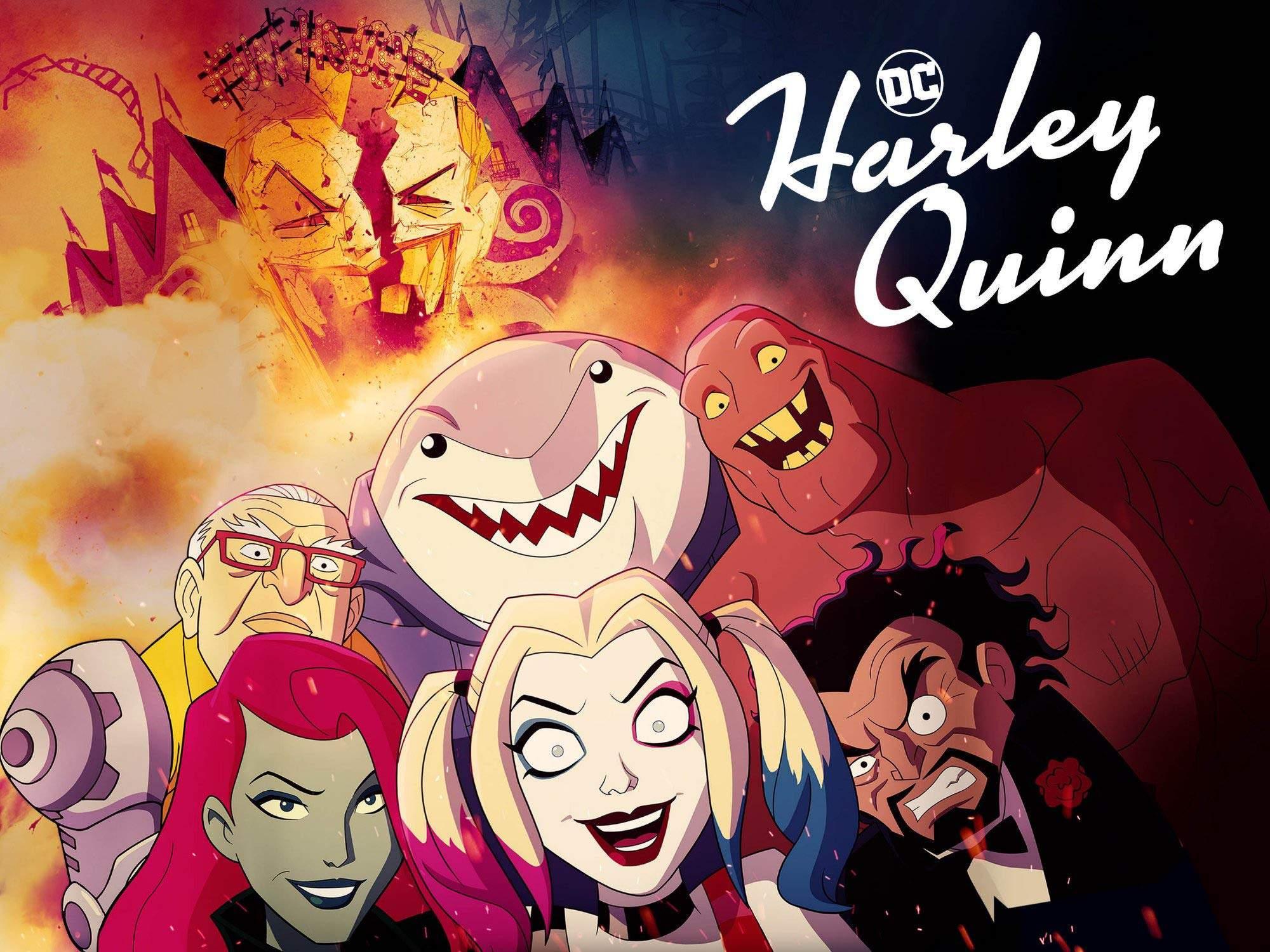 Harley Quinn S1