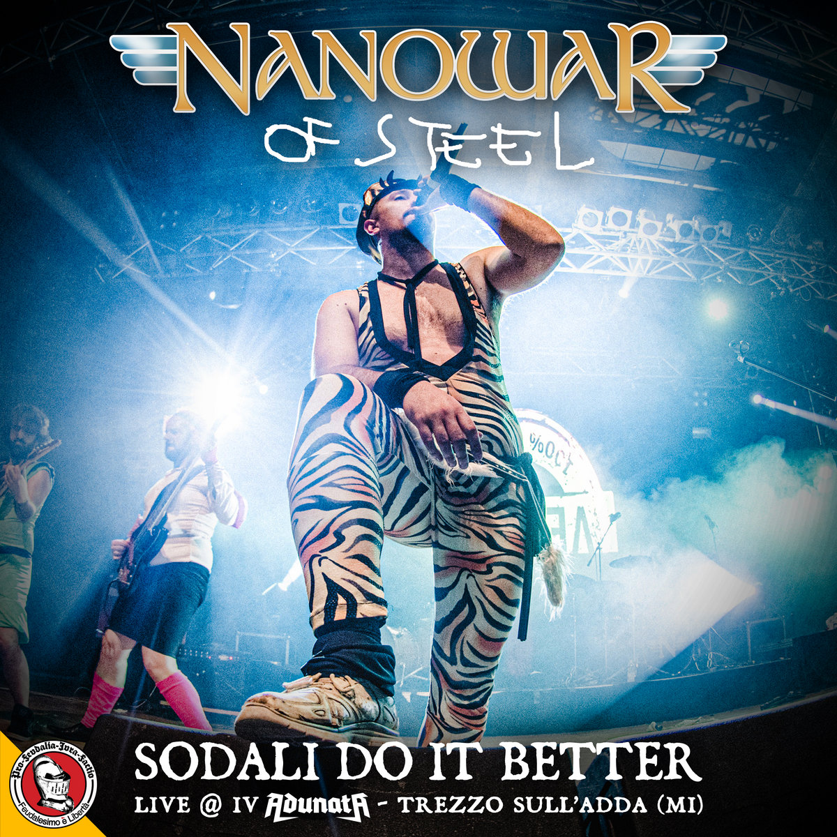 Nanowar of Steel: Sodali Do It Better