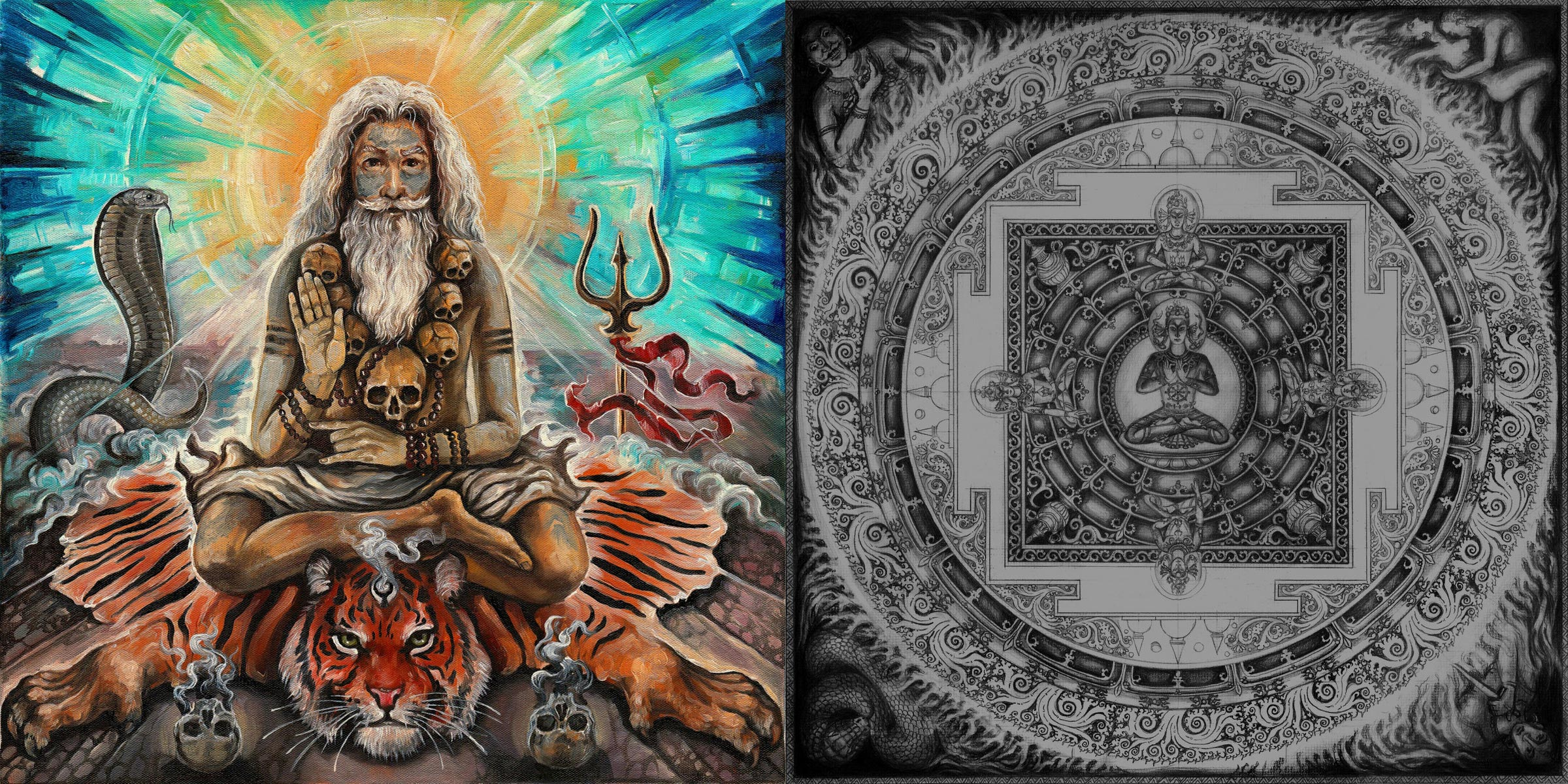 Cult of Fire: Moksha / Nirvana