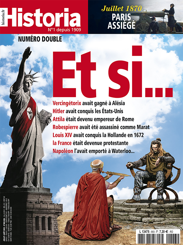 "Historia n° 883: ""Et si?…"""