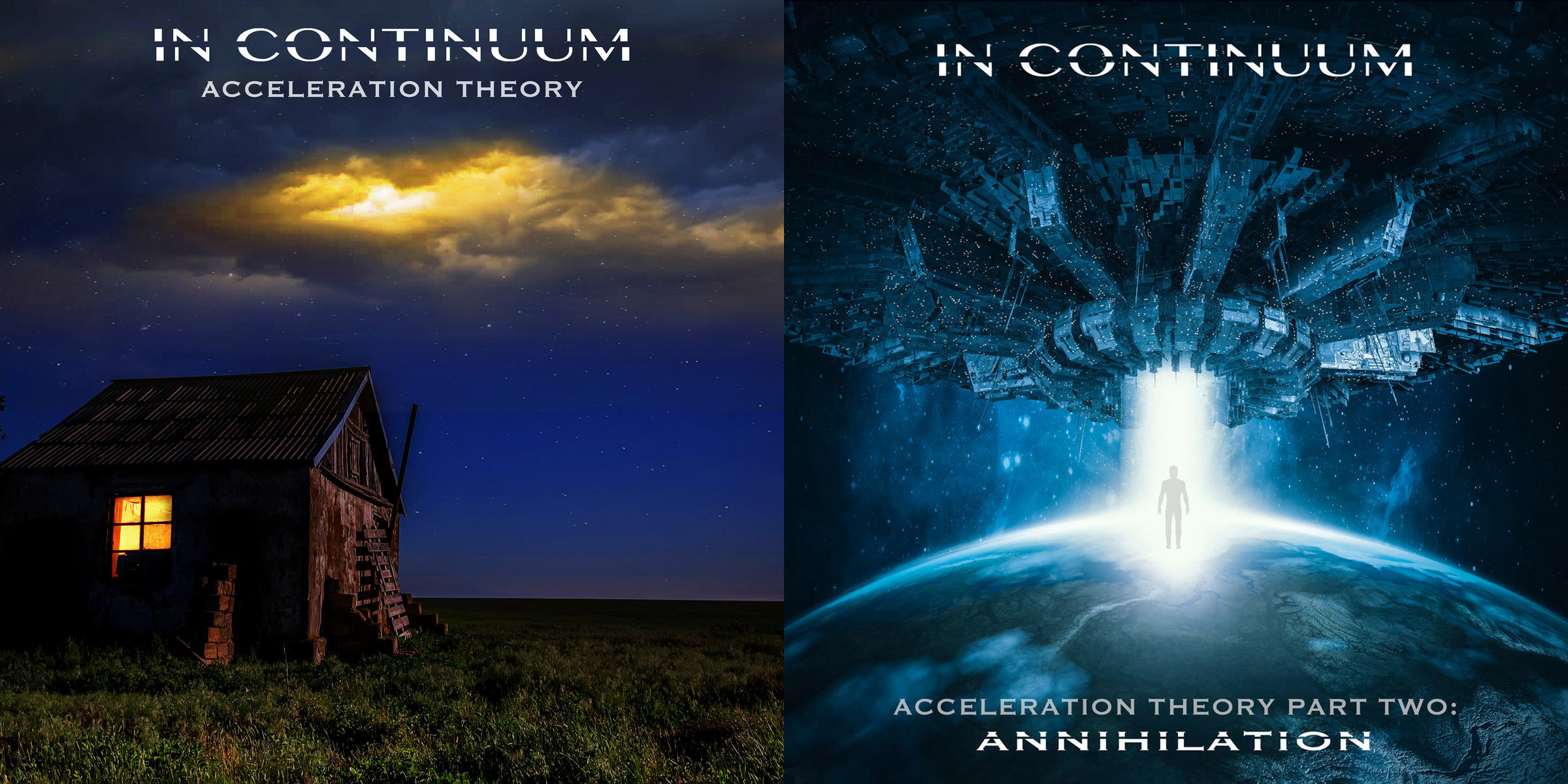 In Continuum: Acceleration Theory I & II