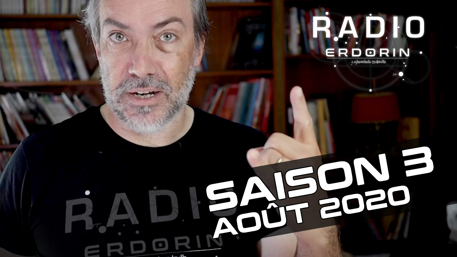 Radio-Erdorin S3E8 - Août 2020