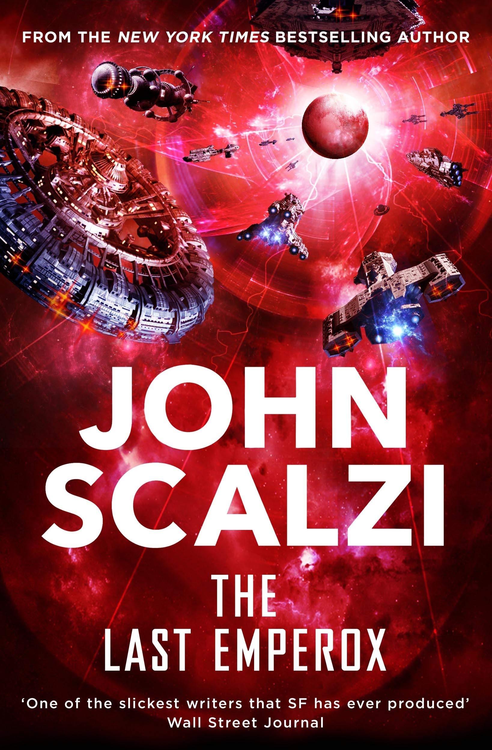 « The Last Emperox », de John Scalzi
