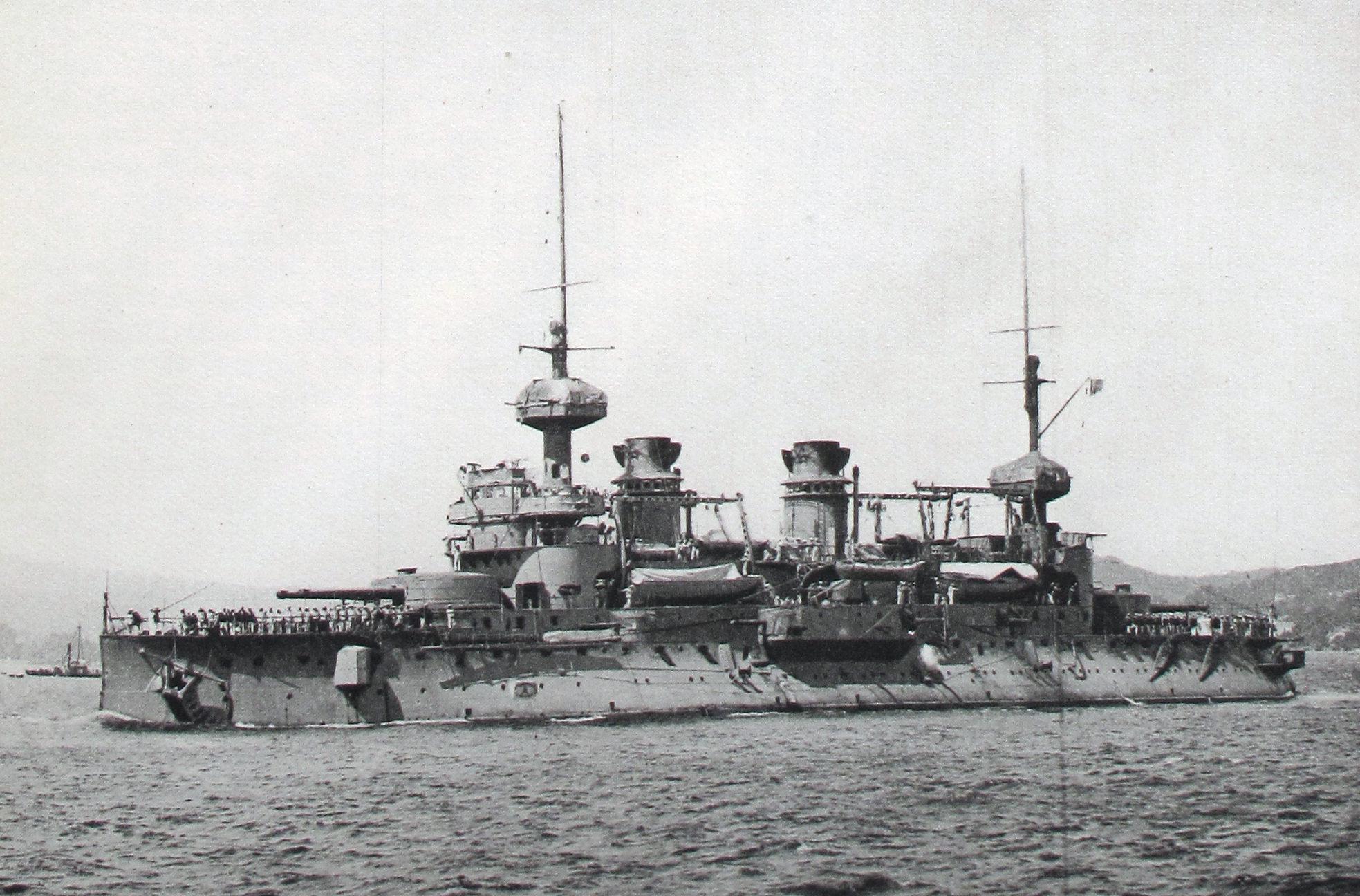 Cuirassé Charlemagne (1915)