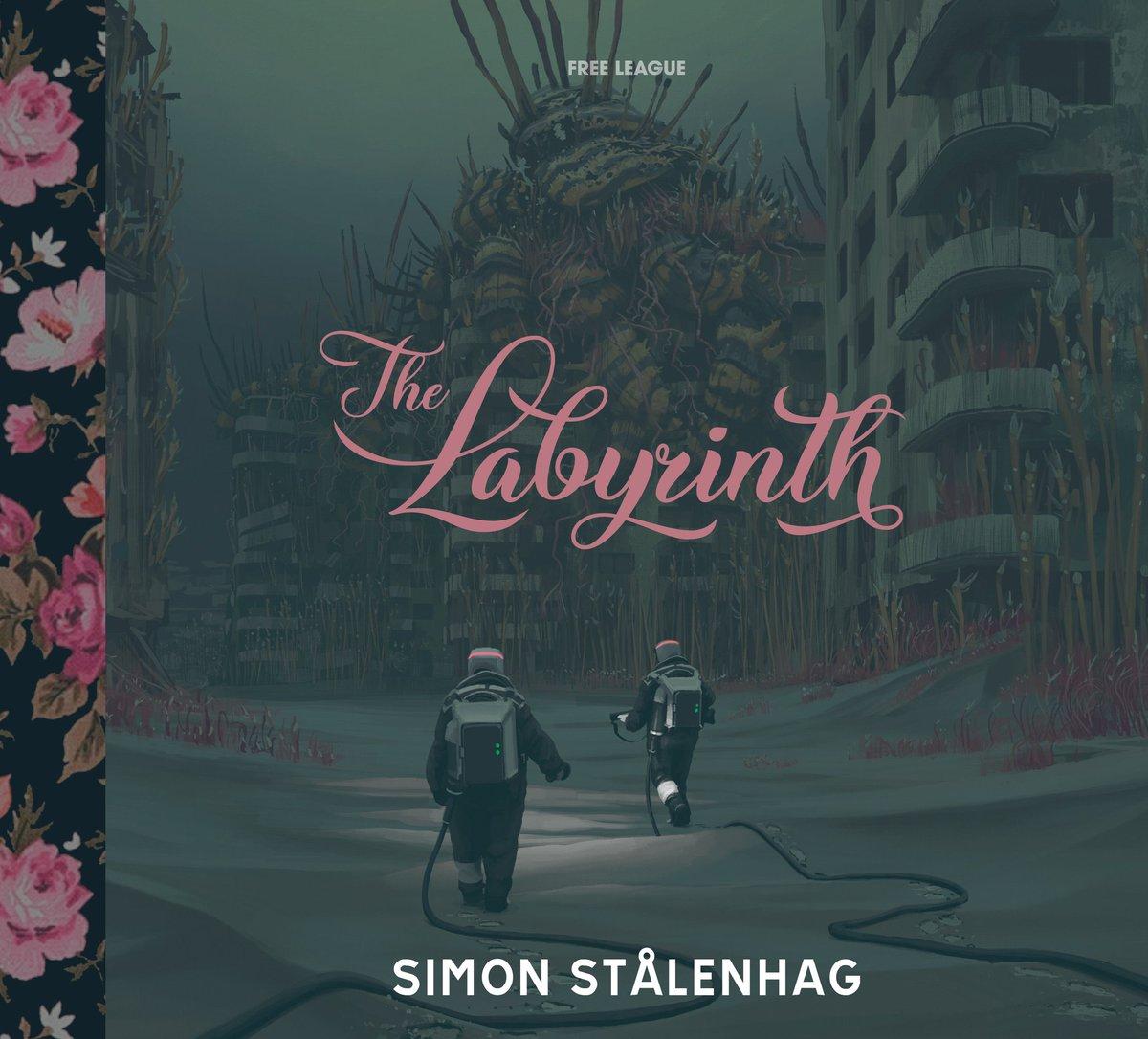 «The Labyrinth», de Simon Stålenhag