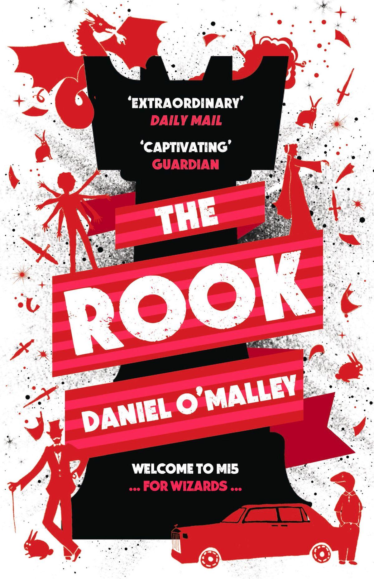 «The Rook», de Daniel O'Malley