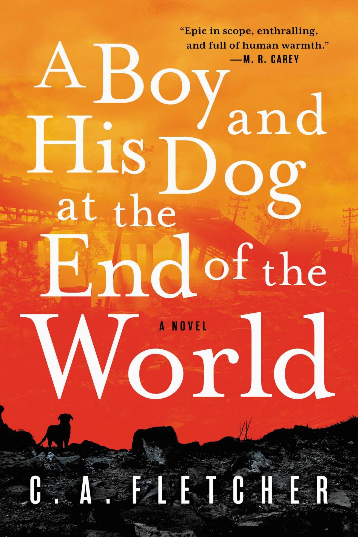 «A Boy and His Dog at the End of the World», de C. A. Fletcher