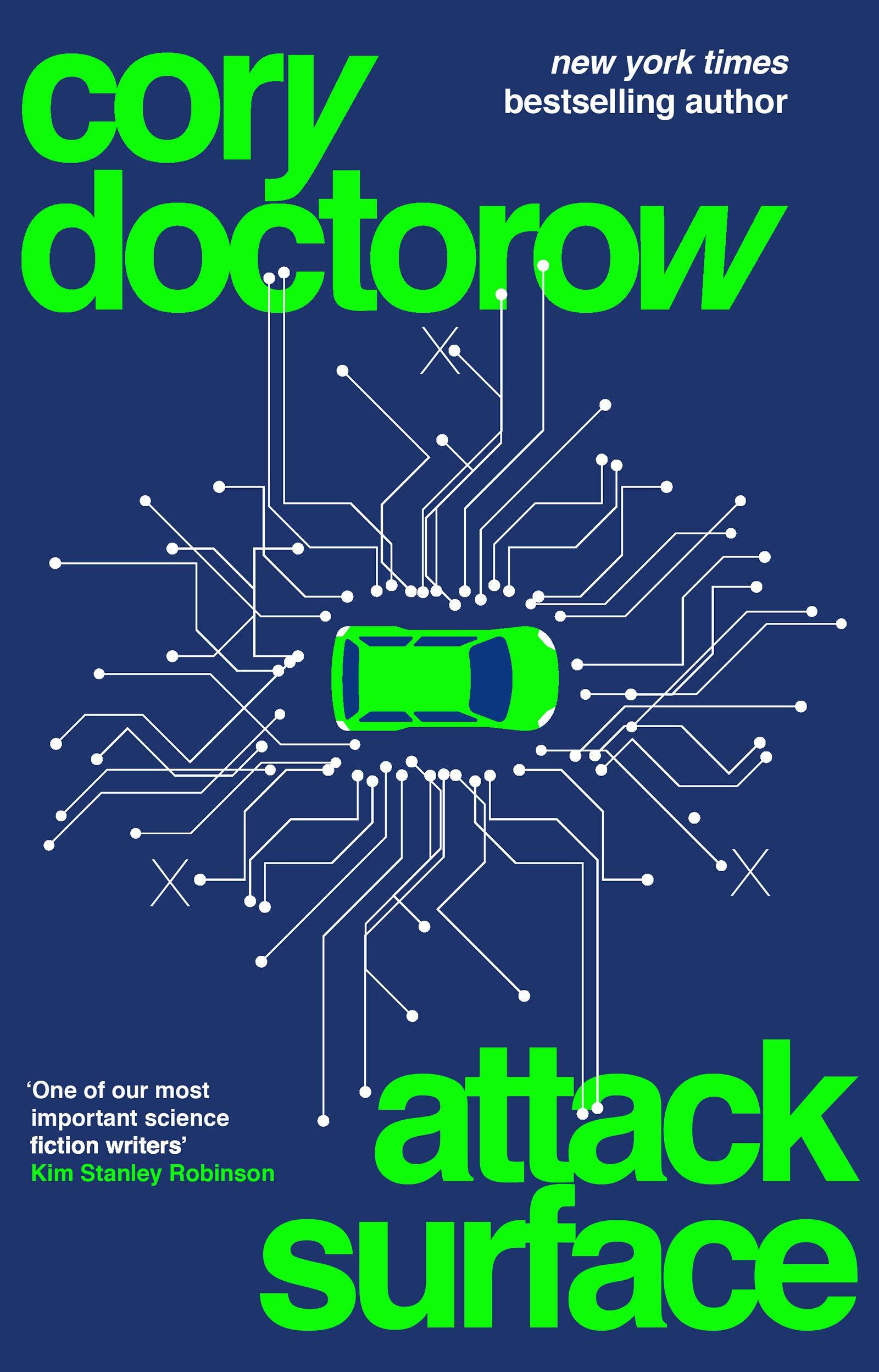«Attack Surface», de Cory Doctorow