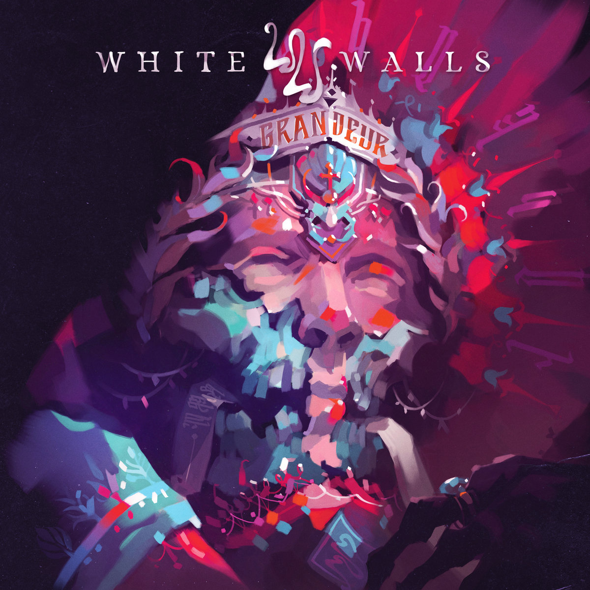 White Walls: Grandeur