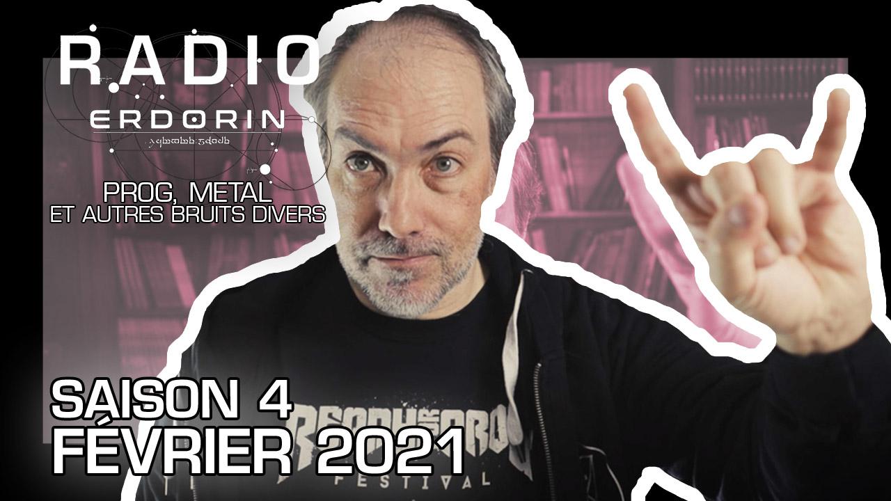 Radio-Erdorin S4E02 – Février 2021