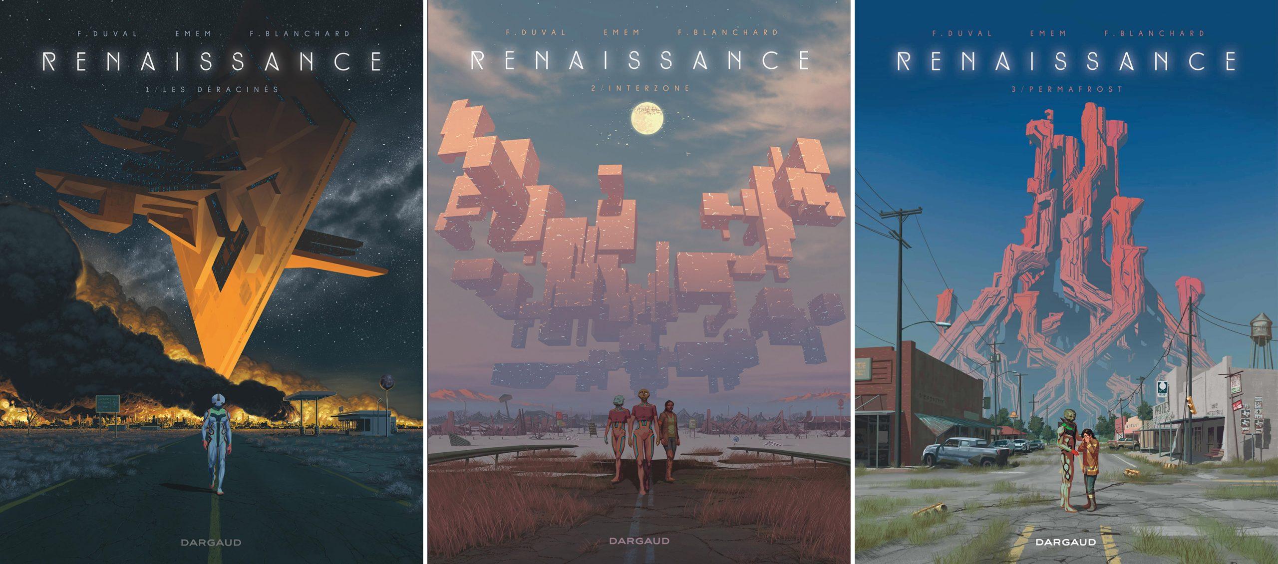 Renaissance, tomes 1-3