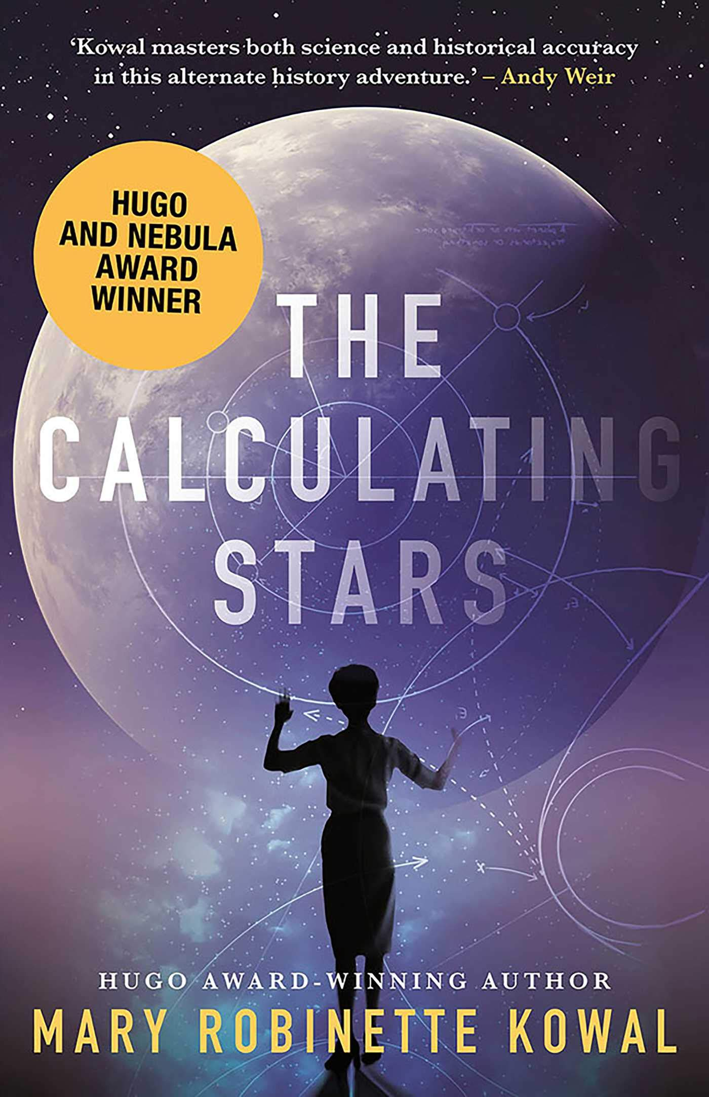 « The Calculating Stars », de Mary Robinette Kowal