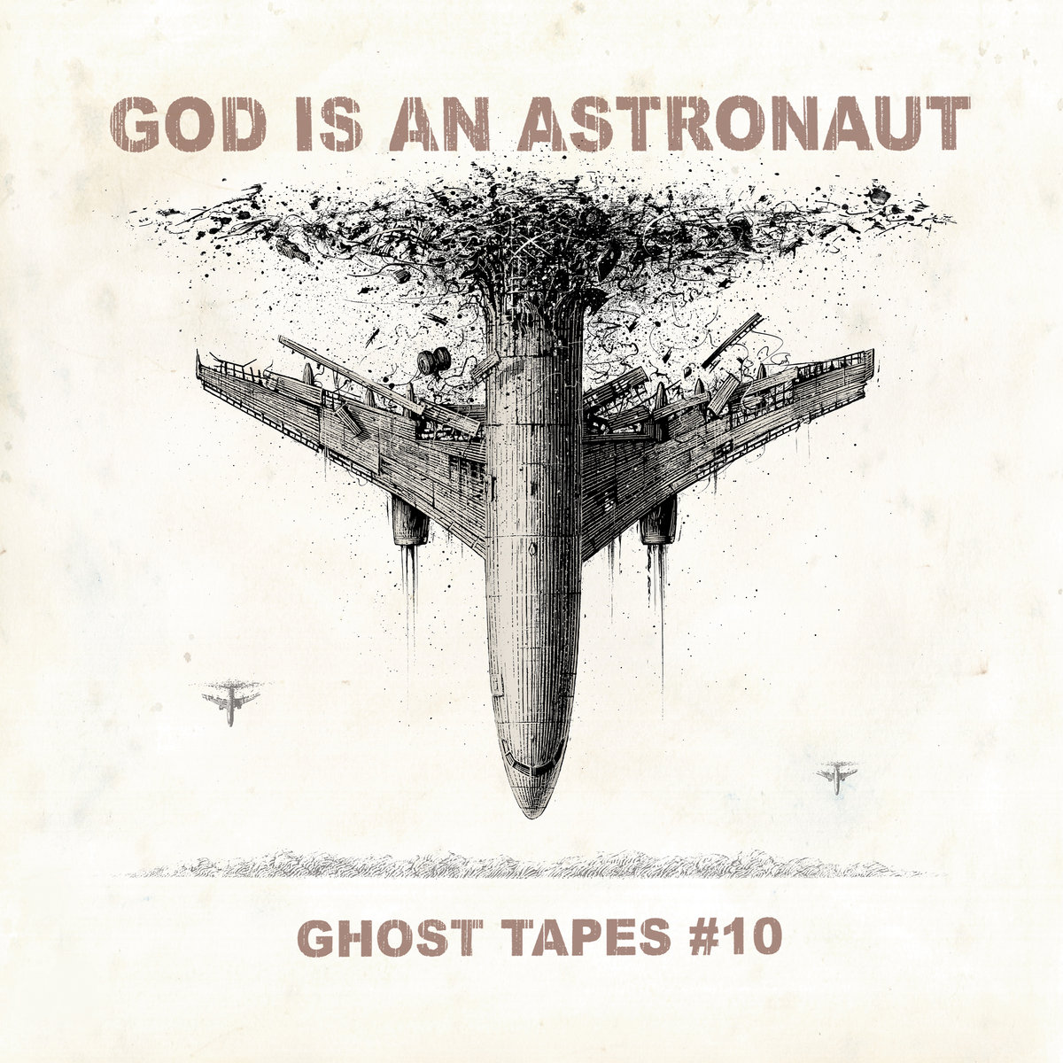 God Is an Astronaut: Ghost Tapes #10