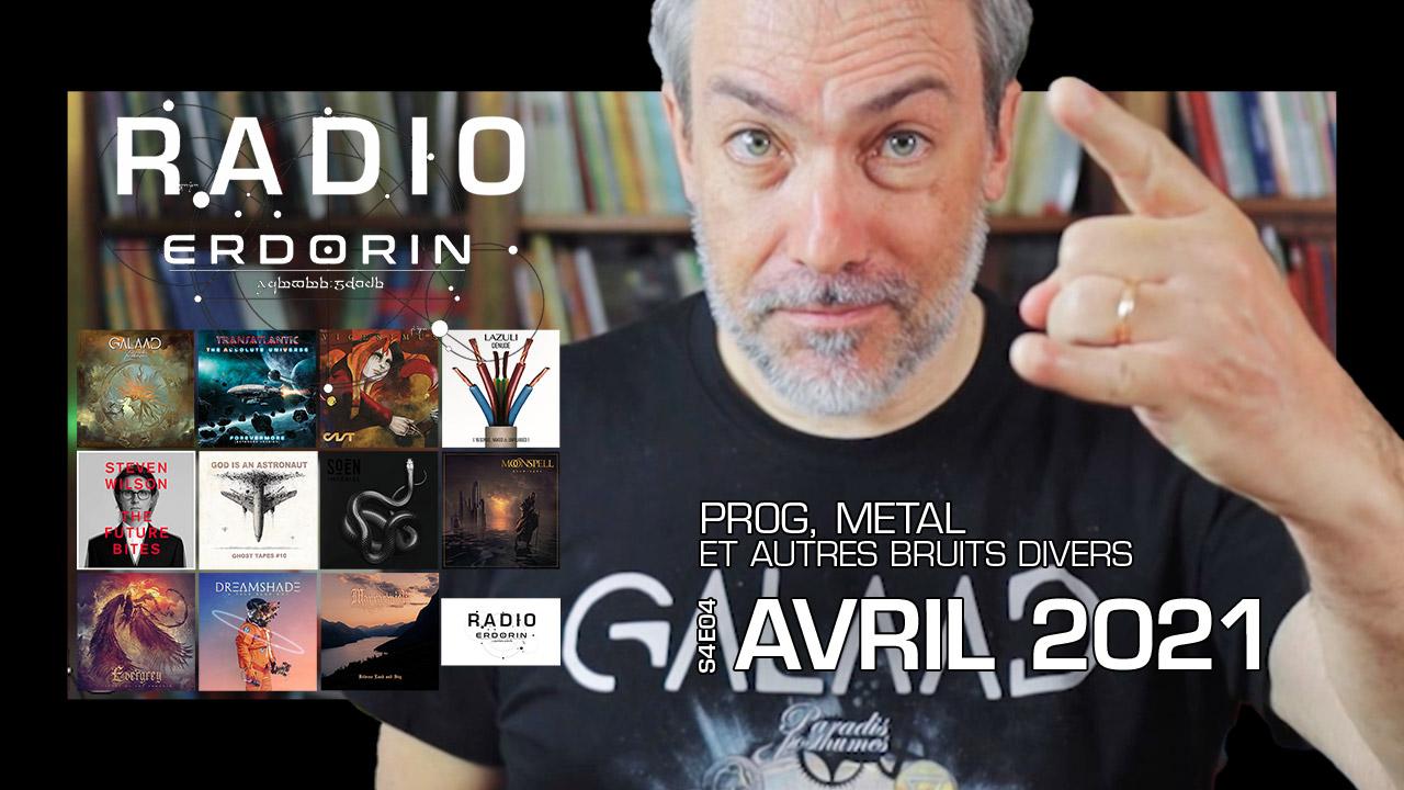 Radio-Erdorin S4E04 – Avril 2021