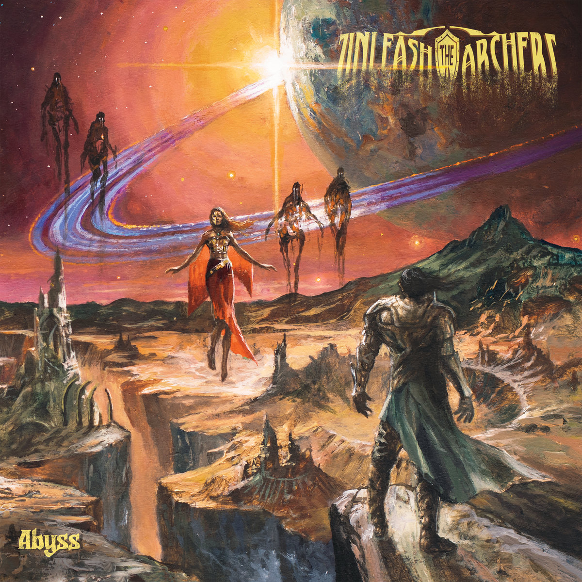 Unleash the Archers: Abyss