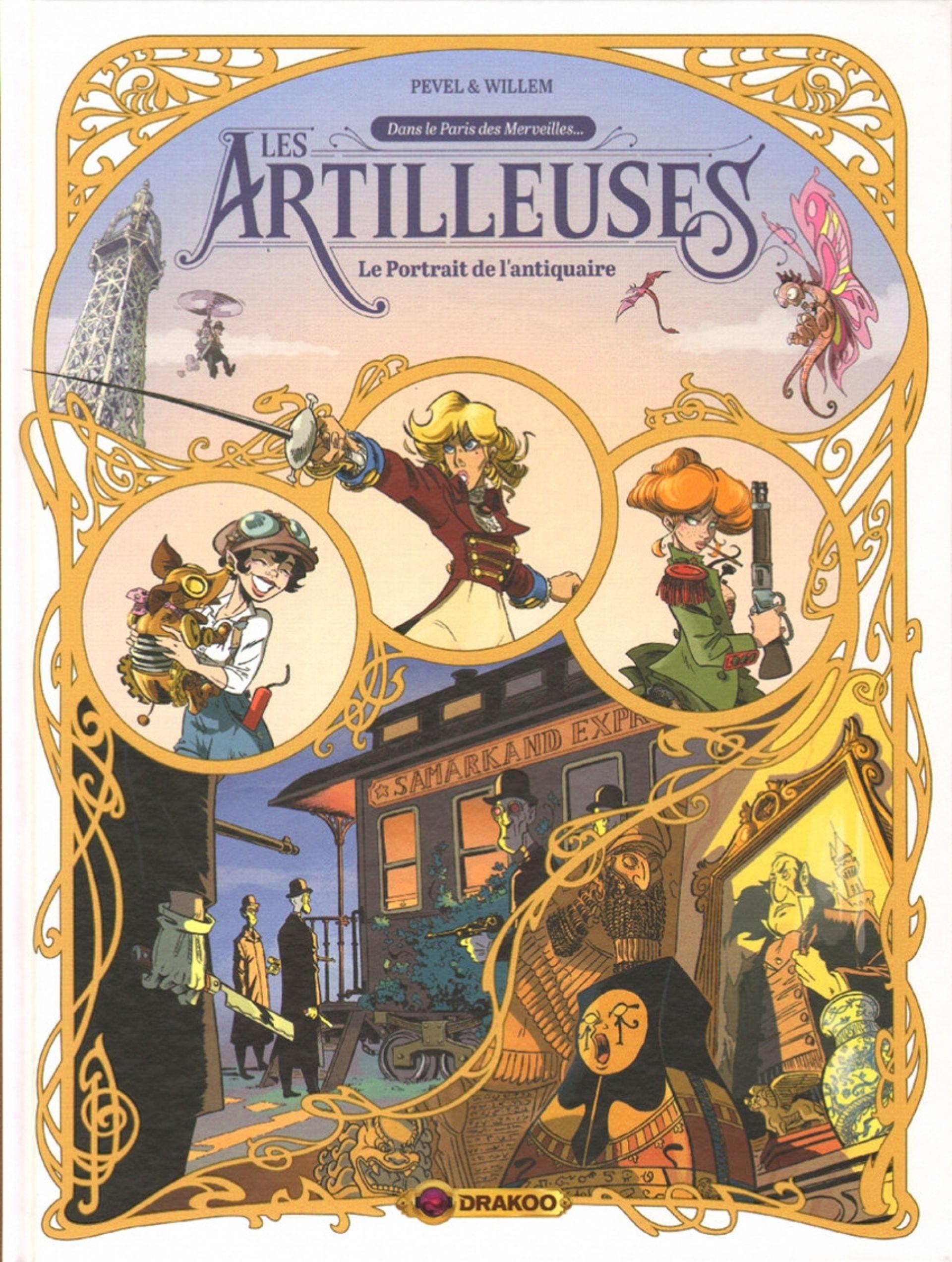 Les Artilleuses, tome 2