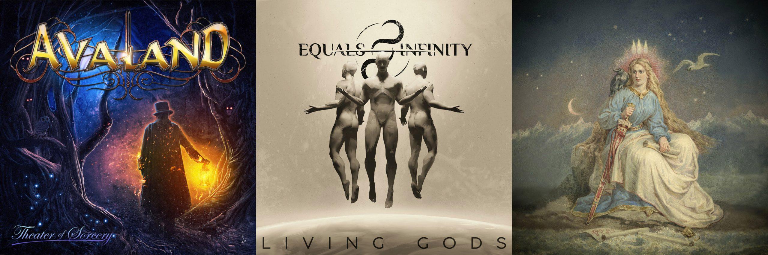 Avaland / Equals Infinity / Sólstafir
