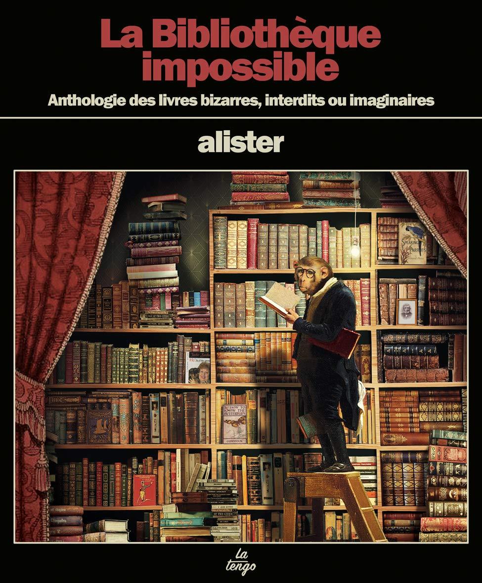 «La Bibliothèque impossible», d'alister