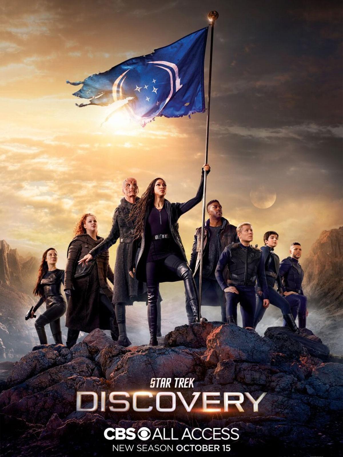 Star Trek: Discovery, saison 3