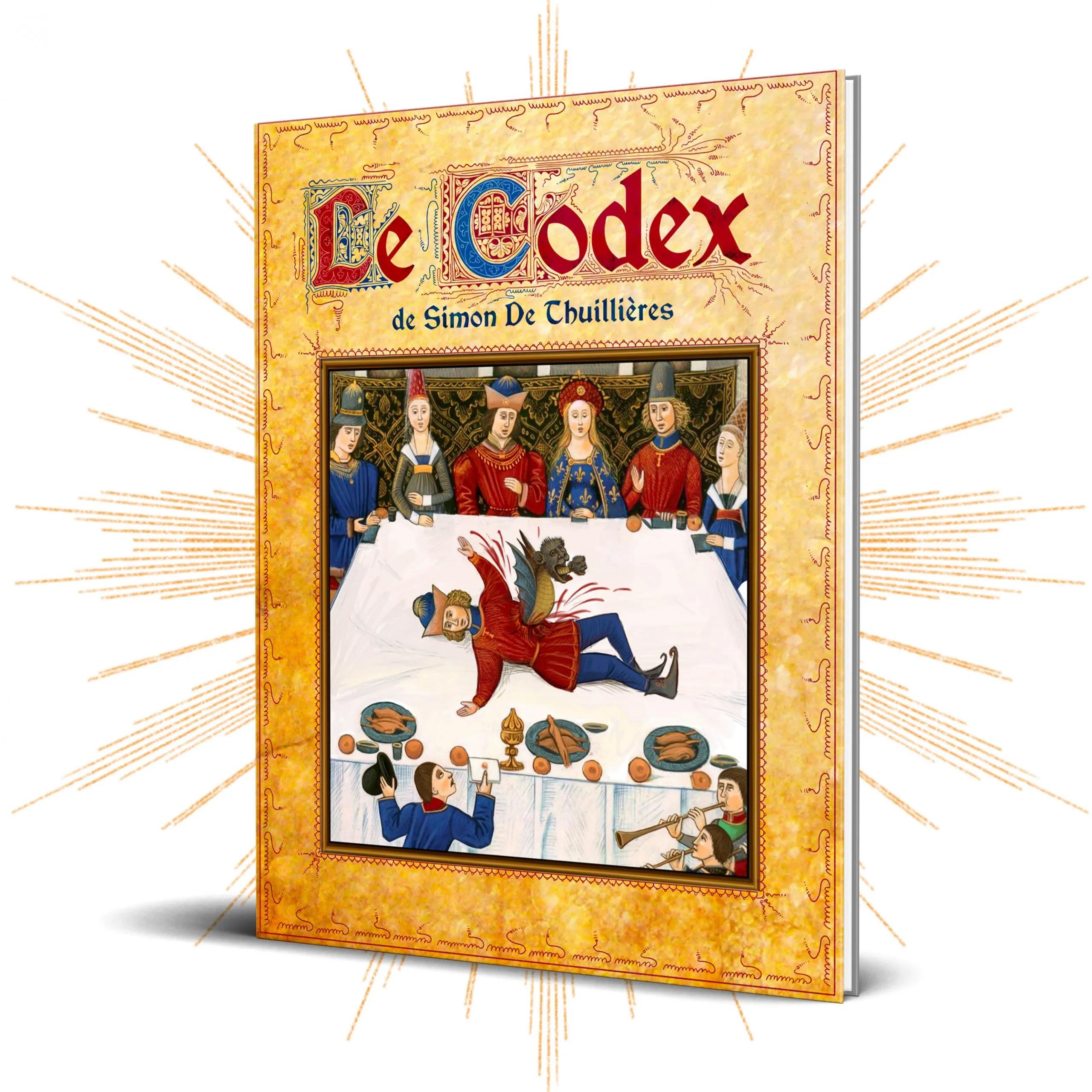 Le Codex de Simon de Thuillières