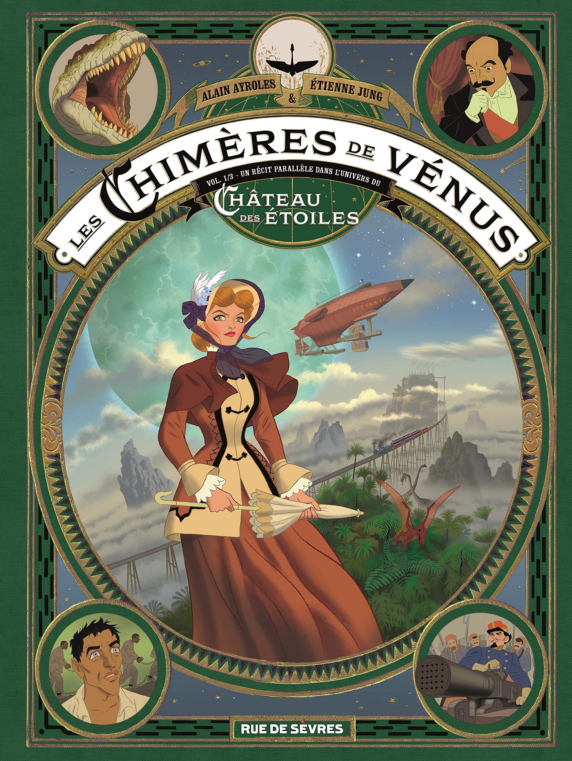 Les Chimères de Vénus, volume 1
