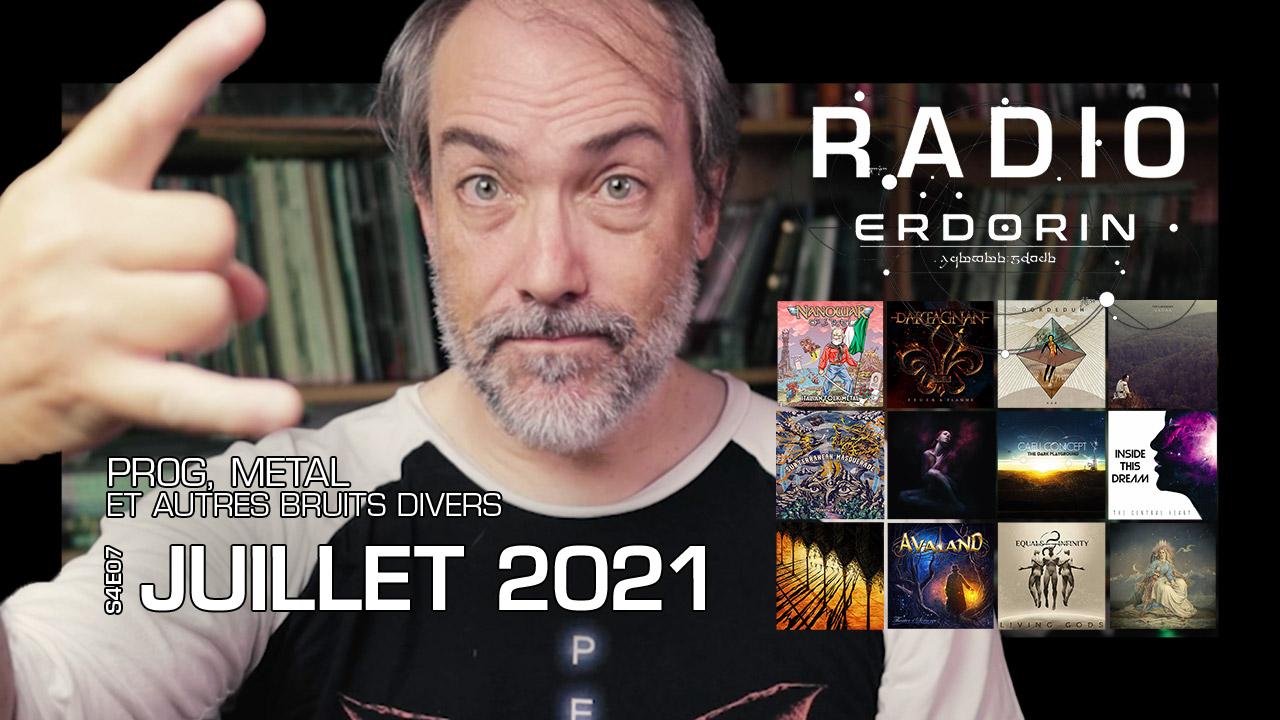 Radio-Erdorin S4E07 – Juillet 2021