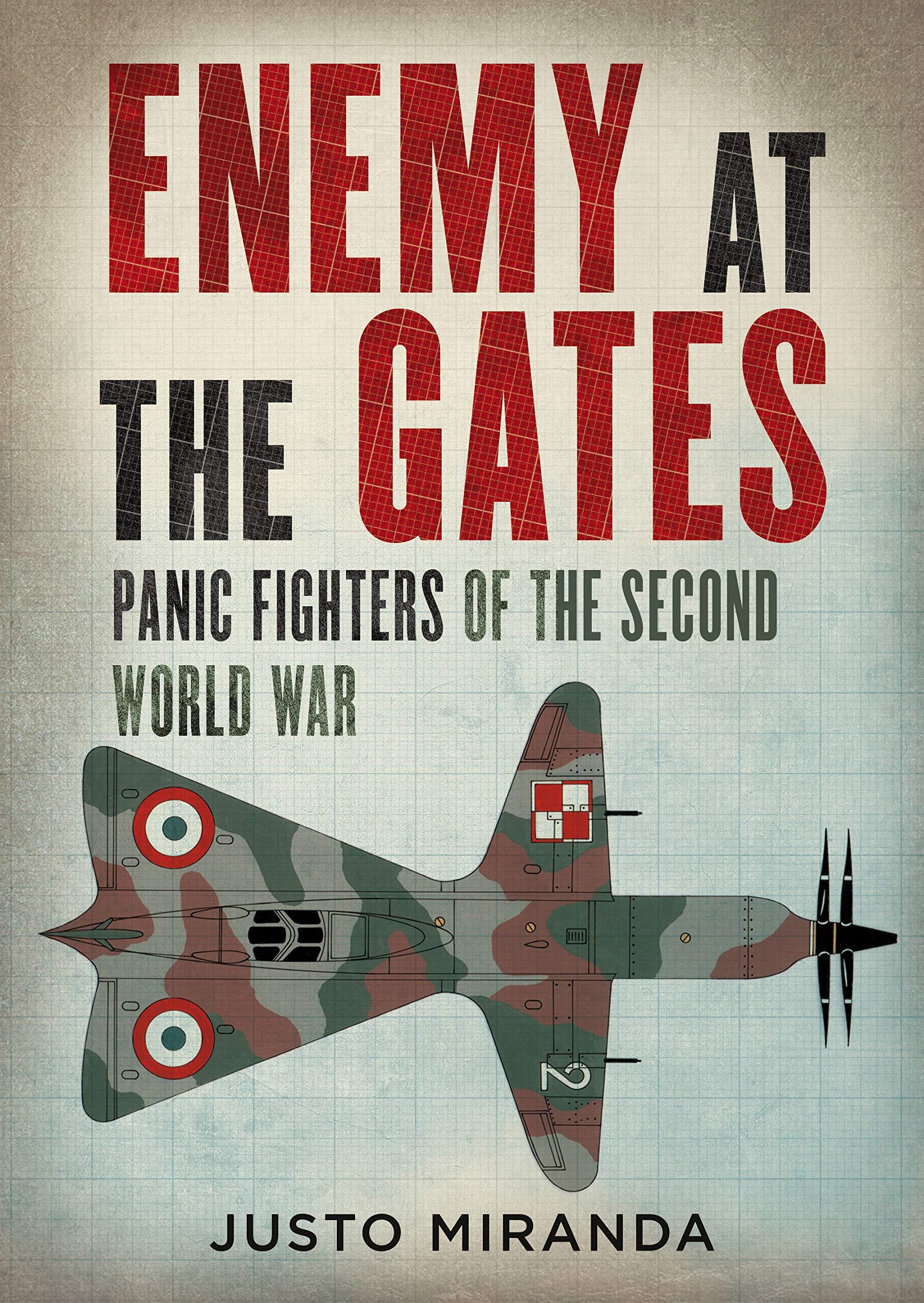 «Enemy at the Gates», de Justo Miranda