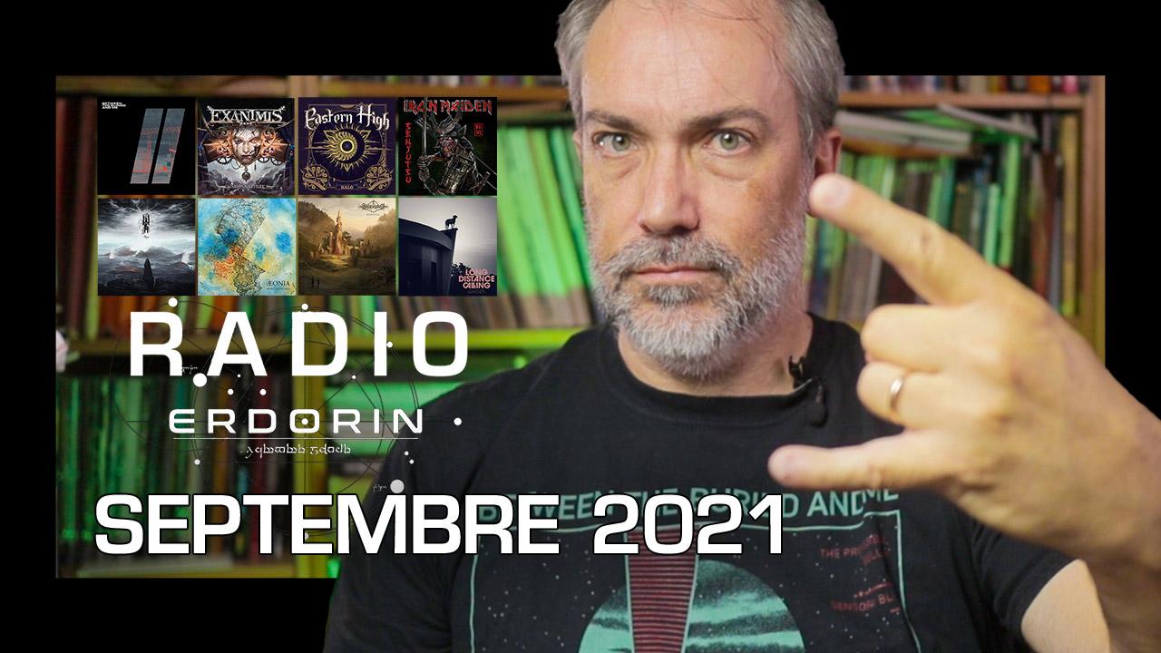 Radio-Erdorin S4E09 – Septembre 2021